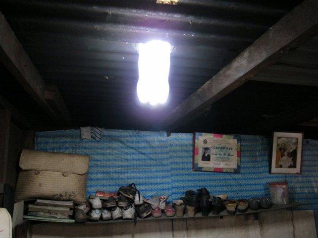 C mo generar luz sin electricidad energ as renovables y for Iluminar jardin sin electricidad